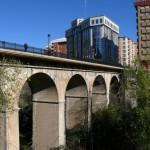 Puente de la Pechina.